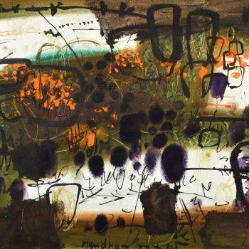 John Piper (1903-1992), Medham (Suffolk), Sold for £6,500